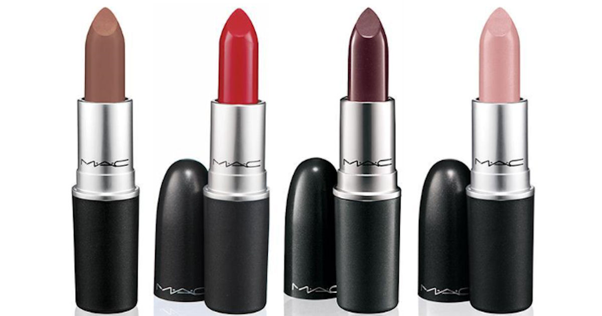 FREE M·A·C Lipstick for Return...
