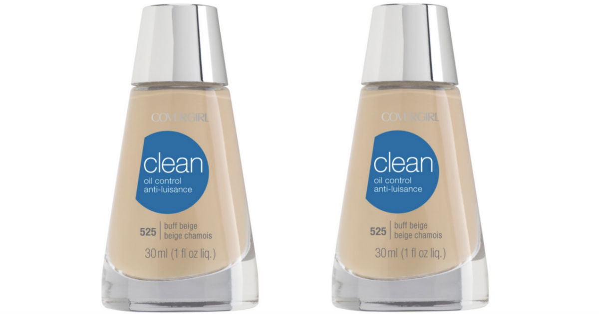 FREE CoverGirl Foundations at Target - Print Coupon NOW!