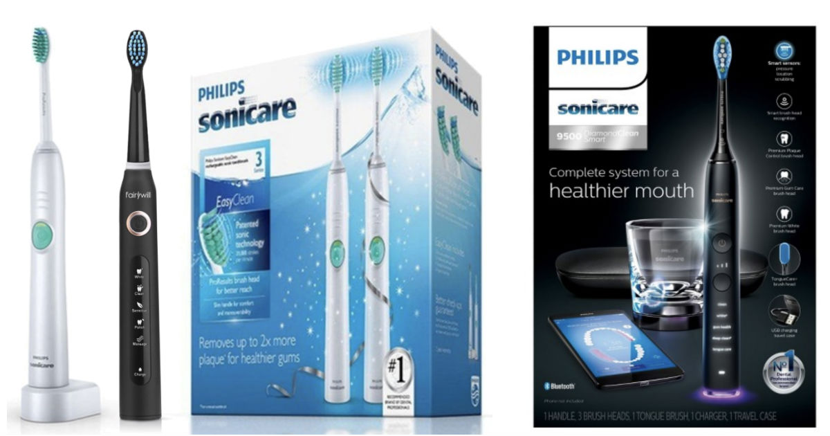 50 In New Philips Sonicare Coupons Print Now Printable