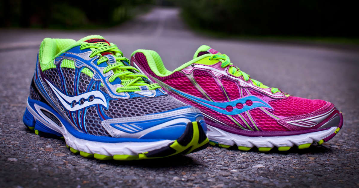 20% Off Saucony Apparel & Shoes Coupon
