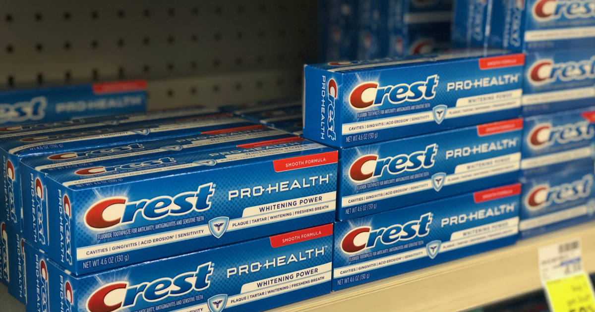 graphic about Crest Printable Coupons identify Free of charge Crest Toothpaste at CVS - Printable Discount coupons