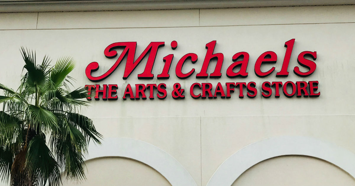 Michael's 50% Off Coupon - Today May 15th In-Store Only