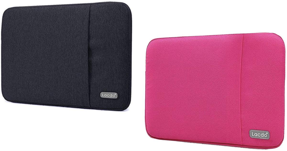 Lacdo Waterproof Laptop Sleeve Case ONLY $4.51 (reg $11)