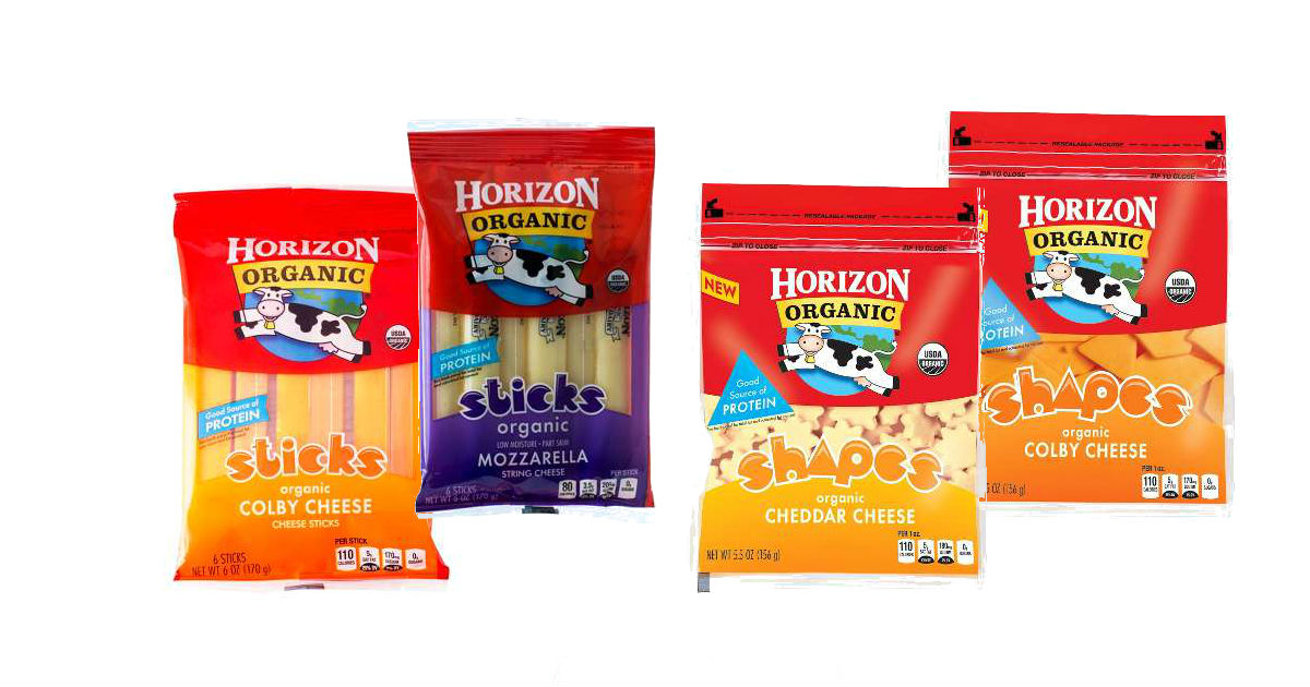 Horizon Organic Cheese deal at Target
