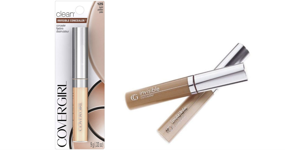 CoverGirl Invisible Concealer at CVS