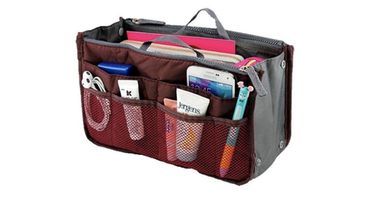 Handbag Organizer Purse Only $2.64 + Free Shipping at Amazon