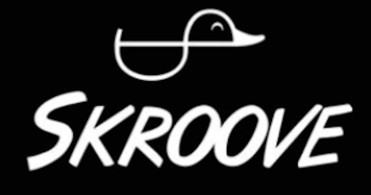 FREE Skroove Stickers...