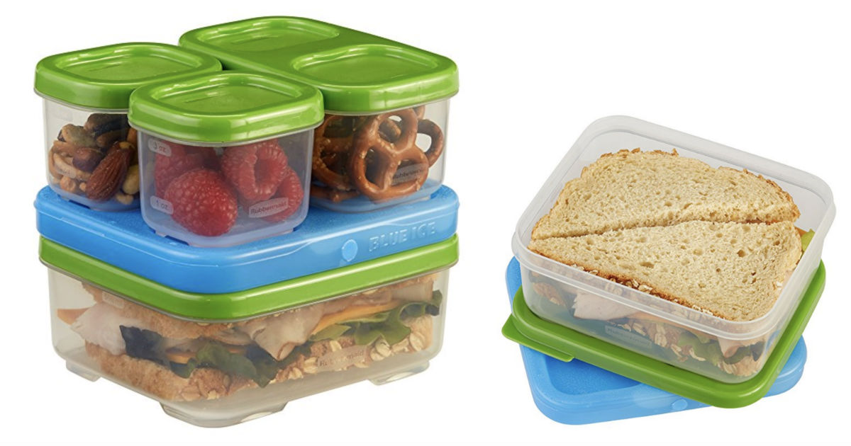 Rubbermaid LunchBlox Sandwich Kit ONLY $6.99 (Reg $16.29)