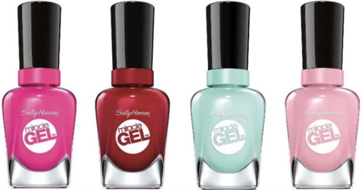 Sally Hansen Miracle Gel Nail Color at CVS