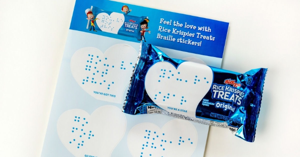 FREE Rice Krispies Love Notes.