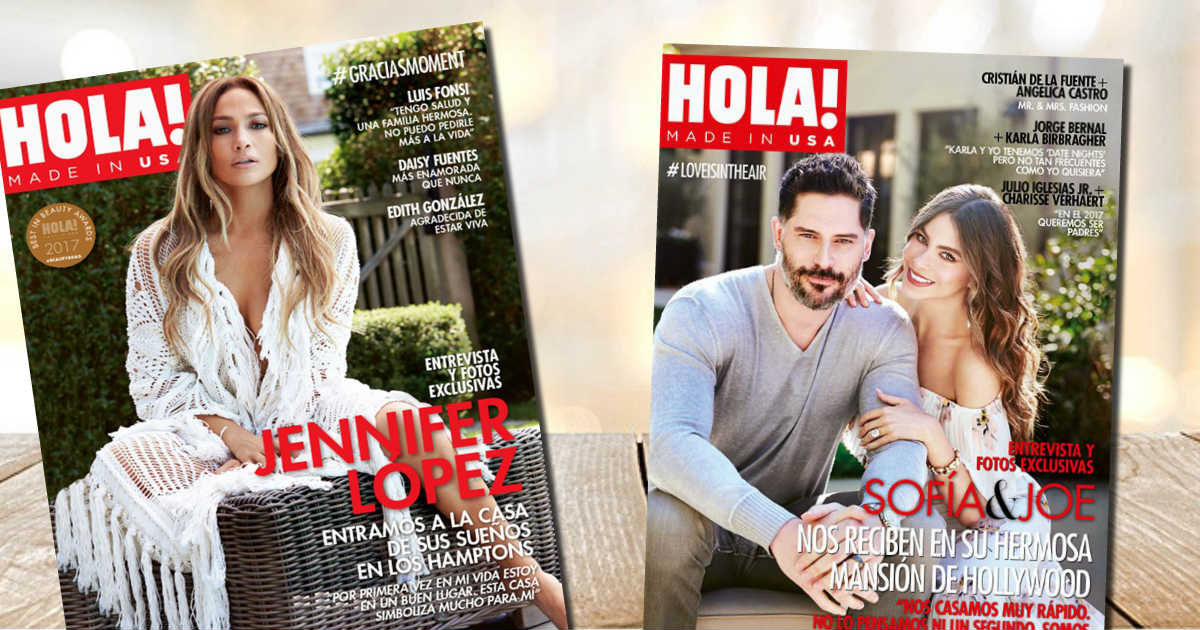 rewardsurvey Hola magazine