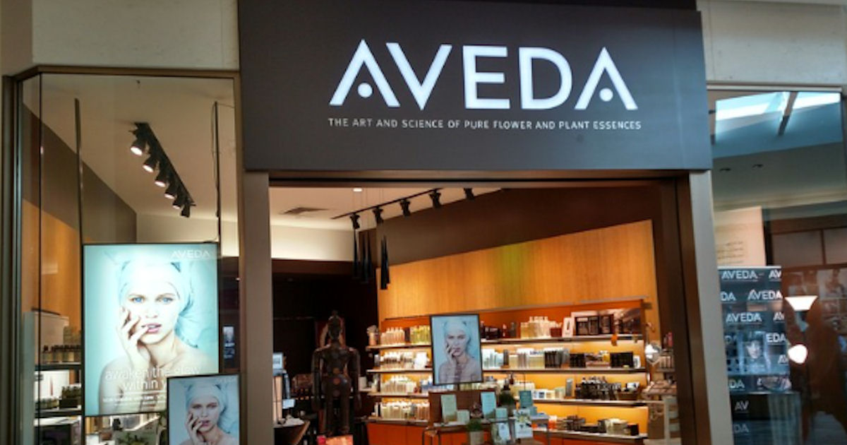 FREE Beauty Services at Aveda.