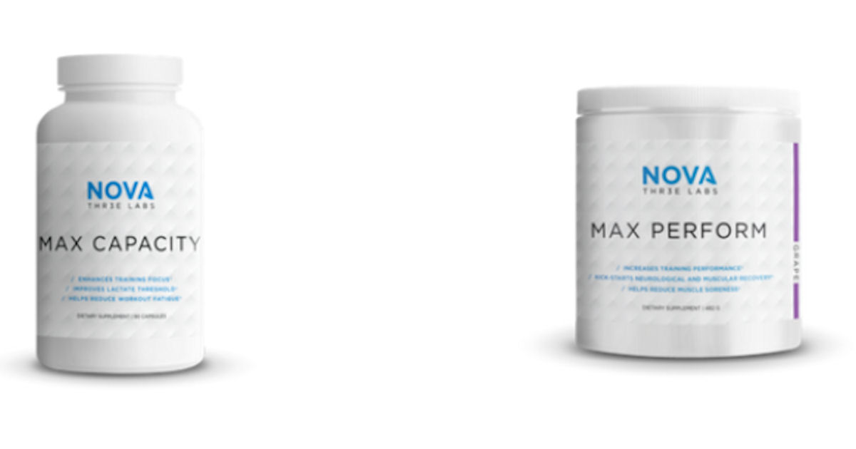 FREE Sample of Max Sleep, Capa...