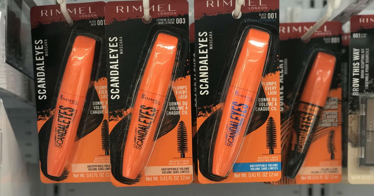 Rimmel Mascara Only $1.97 at Walmart
