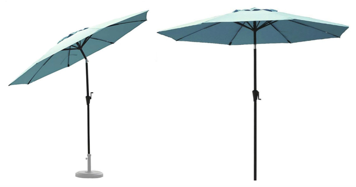outdoor patio umbrella only 2499 shipped reg 50 at amazon - Amazon Patio Umbrella