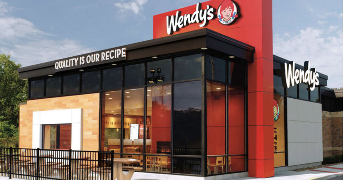 image regarding Printable Wendys Application named Totally free Cheeseburger Each individual Working day with ANY Get at Wendys