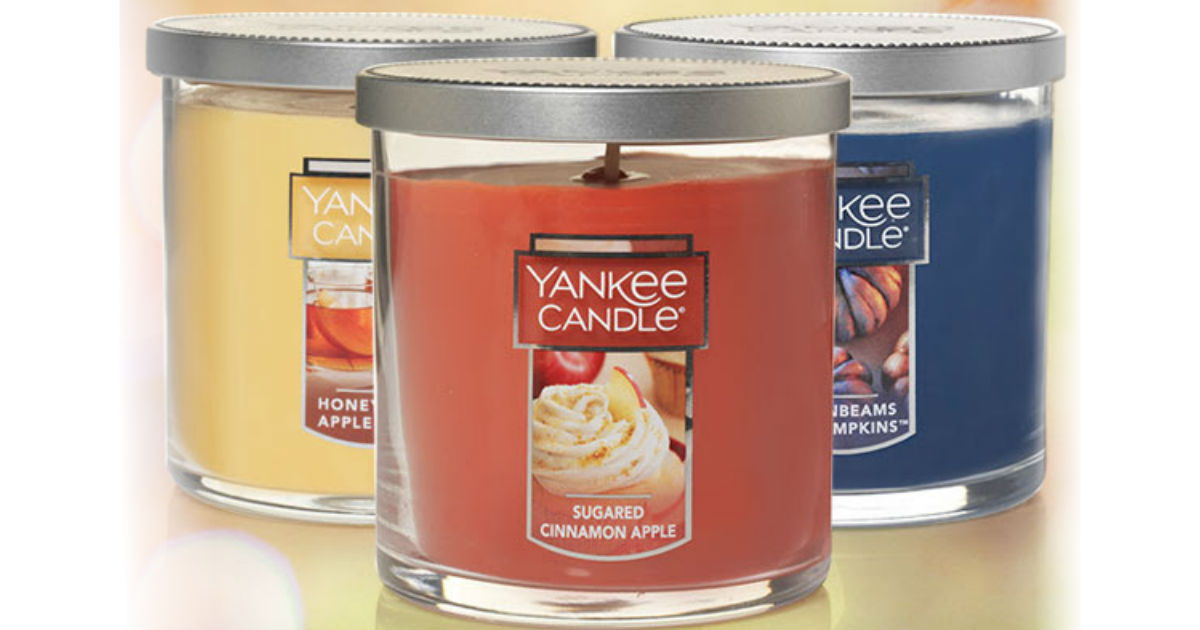 free yankee candles coupon