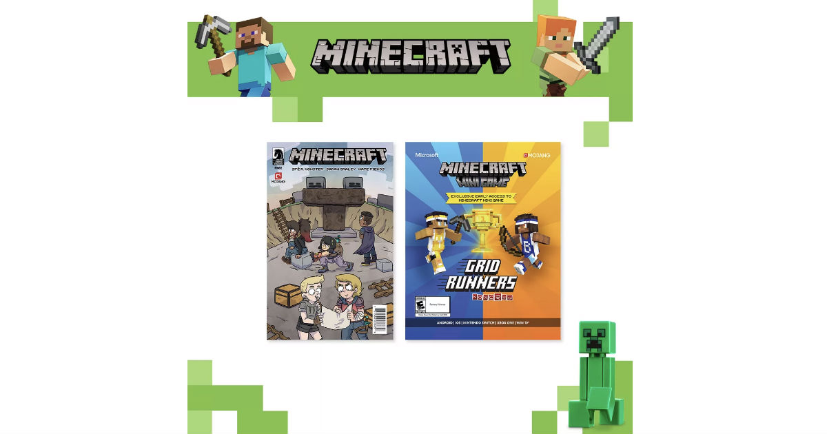 Minecraft Earth Event at Target