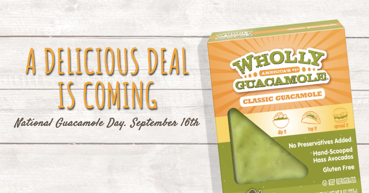 Wholly Guacamole Product