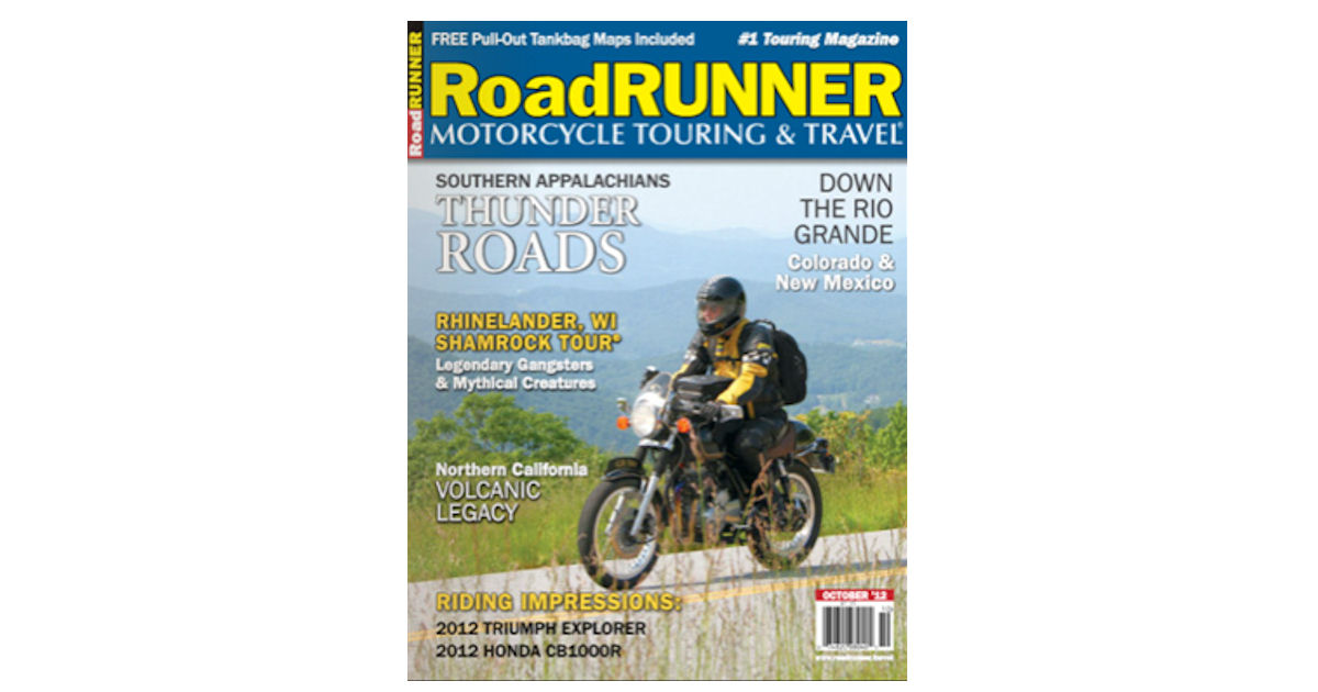 FREE Subscription to Road Runn...
