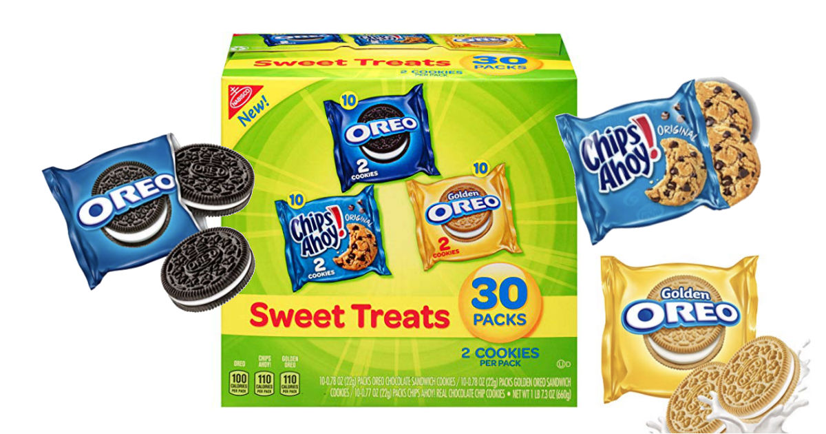 Nabisco Cookies Variety Pack at Amazon