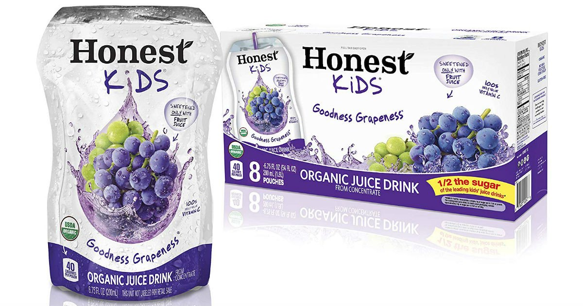 Honest Kids Organic Juice Drin...