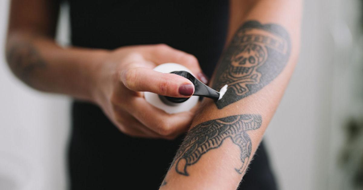 Free Moisturizing Cream for Tattoos - Free Product Samples