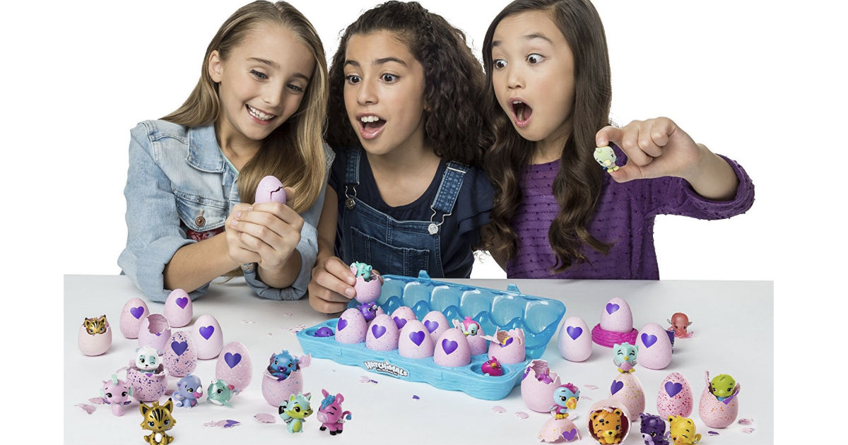Hatchimals CollEGGtibles Season 2 Egg Carton 12-Pk ONLY $15.99