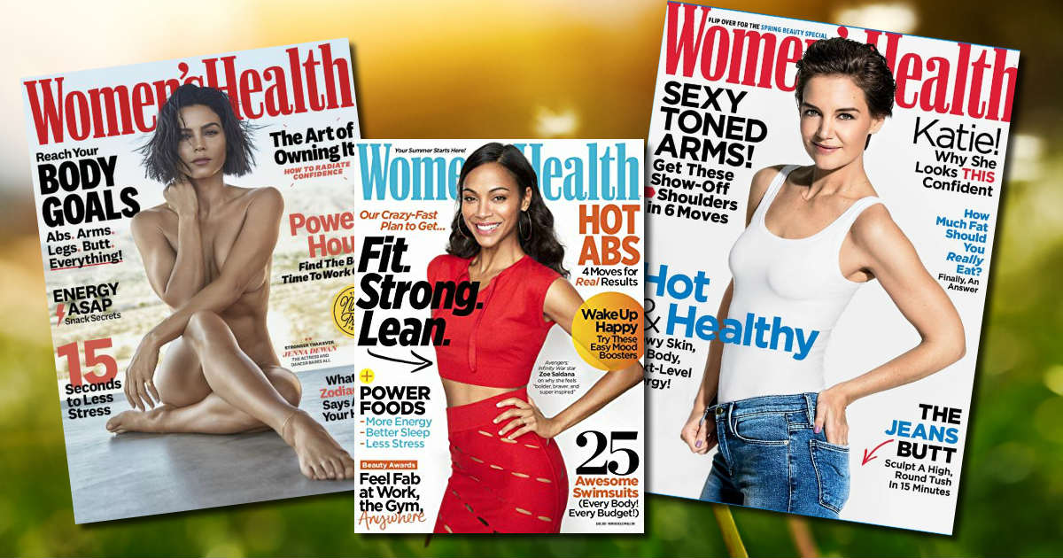 Complimentary Subscription to Women's Health