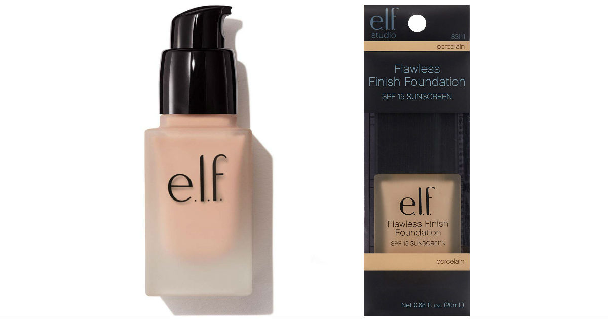 64% Off e.l.f. Flawless Finish...
