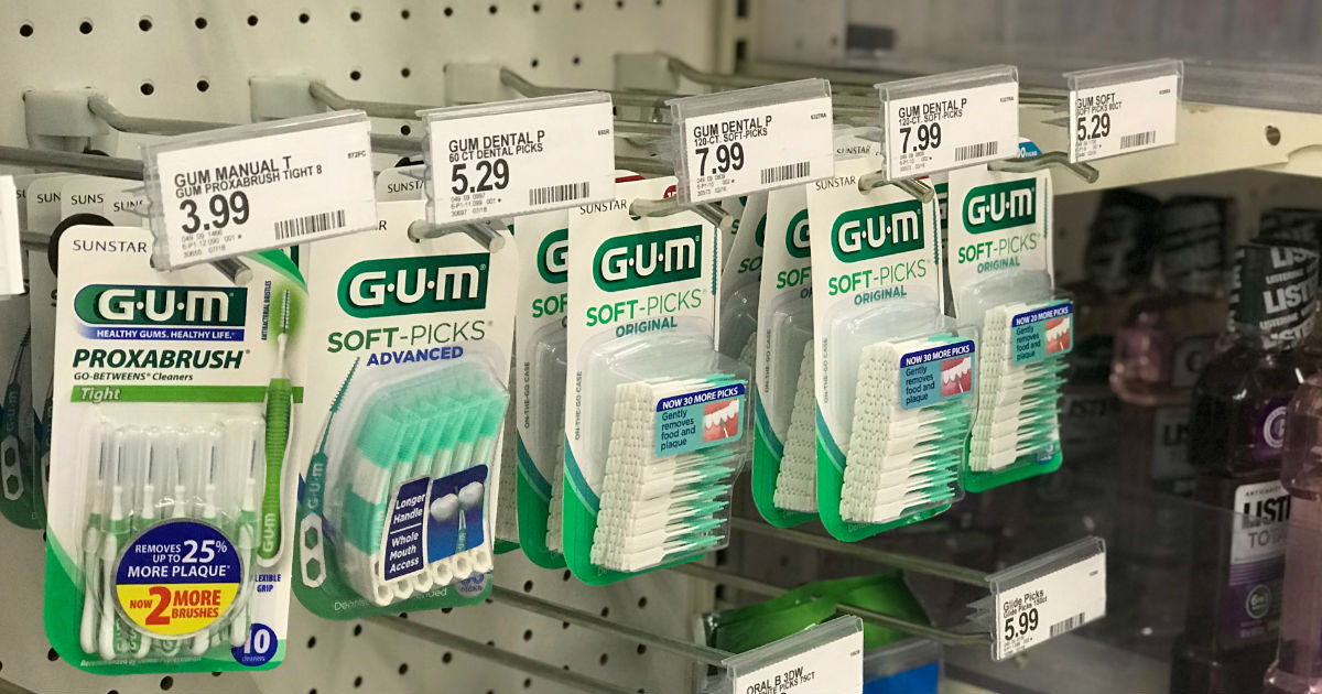 photograph about Gum Coupons Printable referred to as G-U-M Brushes Simply $1.99 at Concentrate - Printable Discount codes