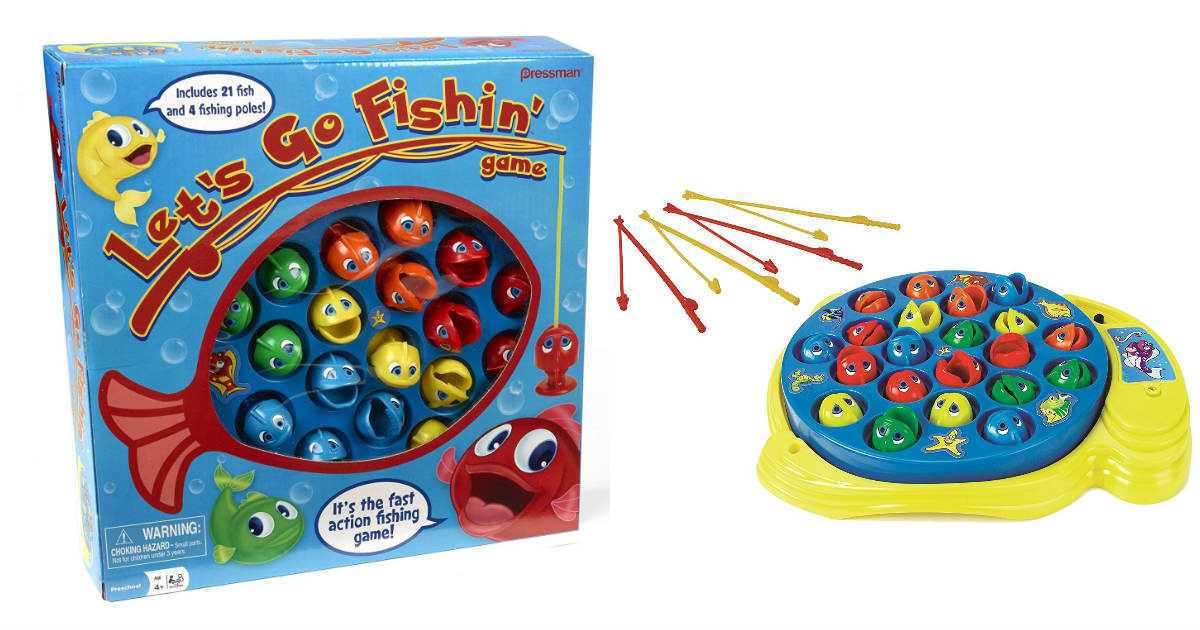 Save 61% - Let's Go Fishin' ON...