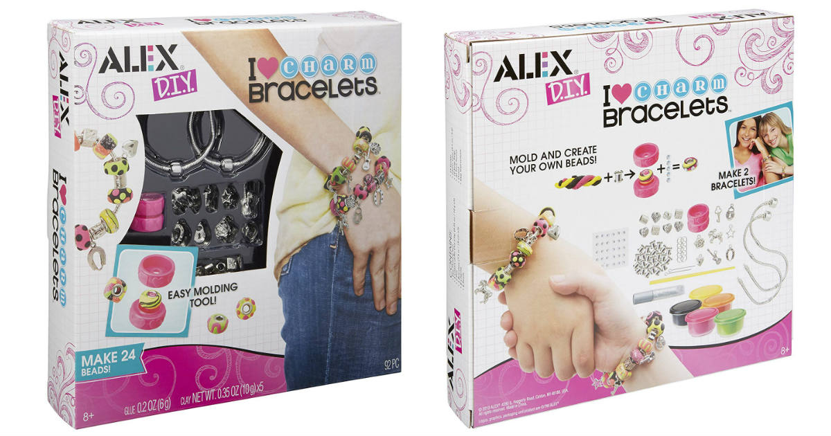 Alex DIY Charm Bracelets ONLY.