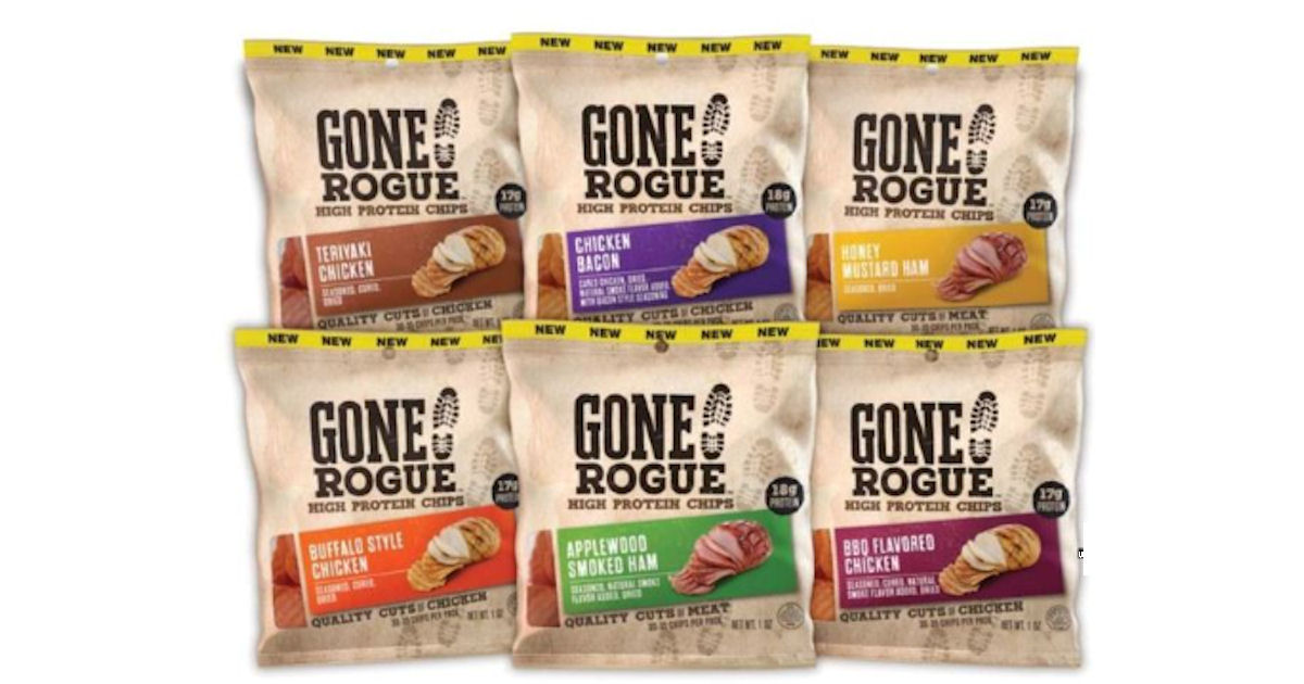 FREE Sample Bag of Gone Rogue.