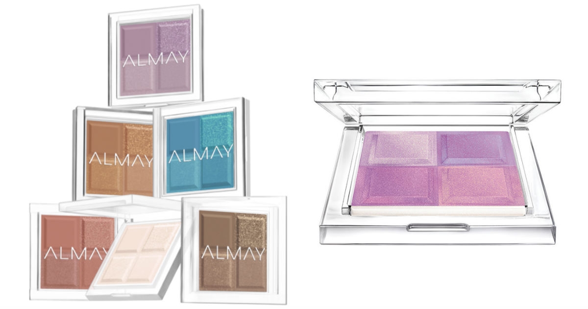 Almay Shadow Squad Singles ONLY $0.99 at CVS - Starting 10/14