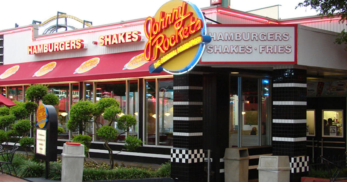FREE Johnny Rockets Burger for Joining and On Your Birthday