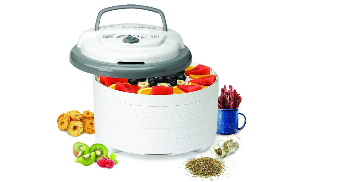 Save 44% on Nesco Food Dehydrator ONLY $49.60 Shipped (Reg. $89)