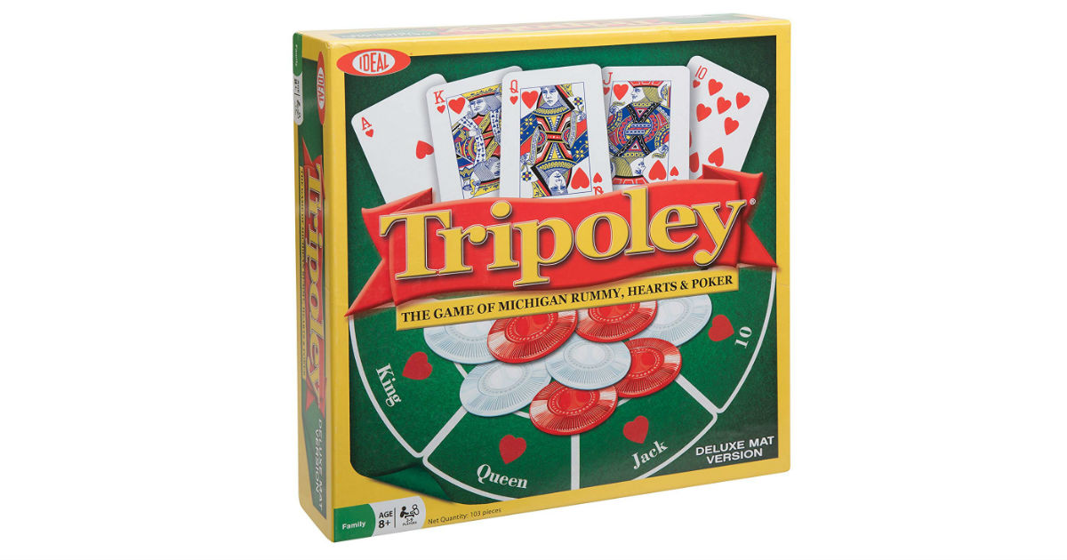 Tripoley on Amazon