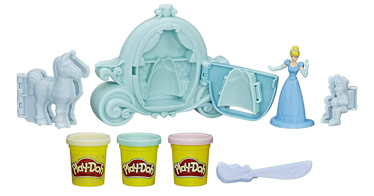 Play-Doh Cinderella on Amazon