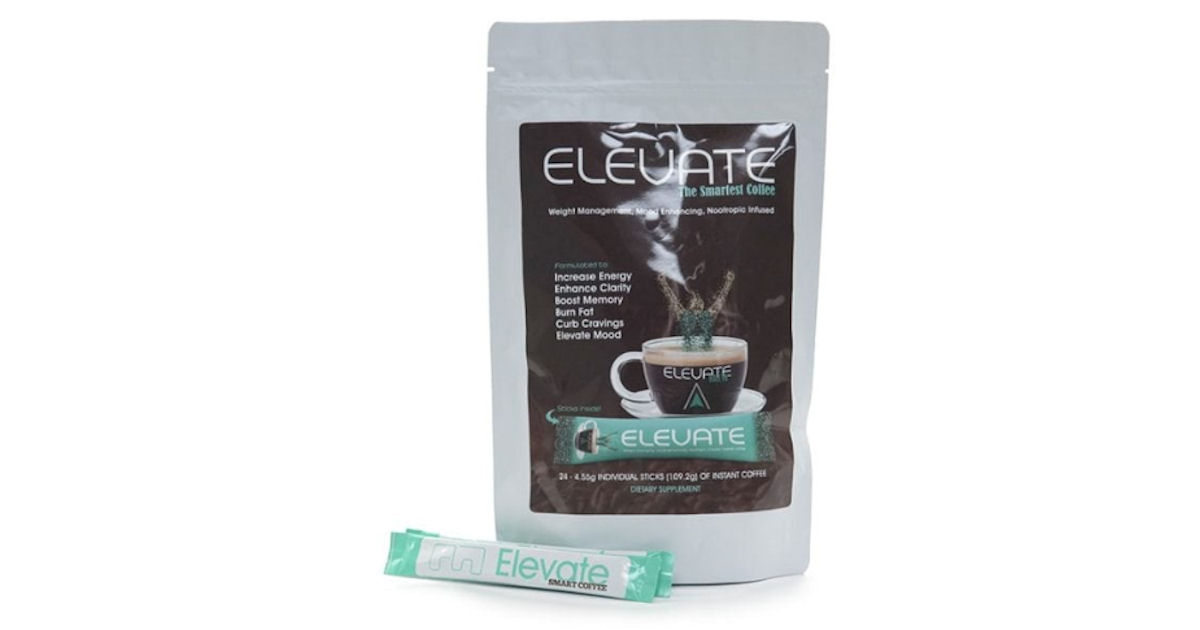 FREE Sample of Elevate Smart C...