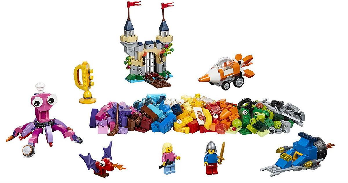 Save 30% on LEGO Ocean's Bottom ONLY $20.99 (Reg. $30)