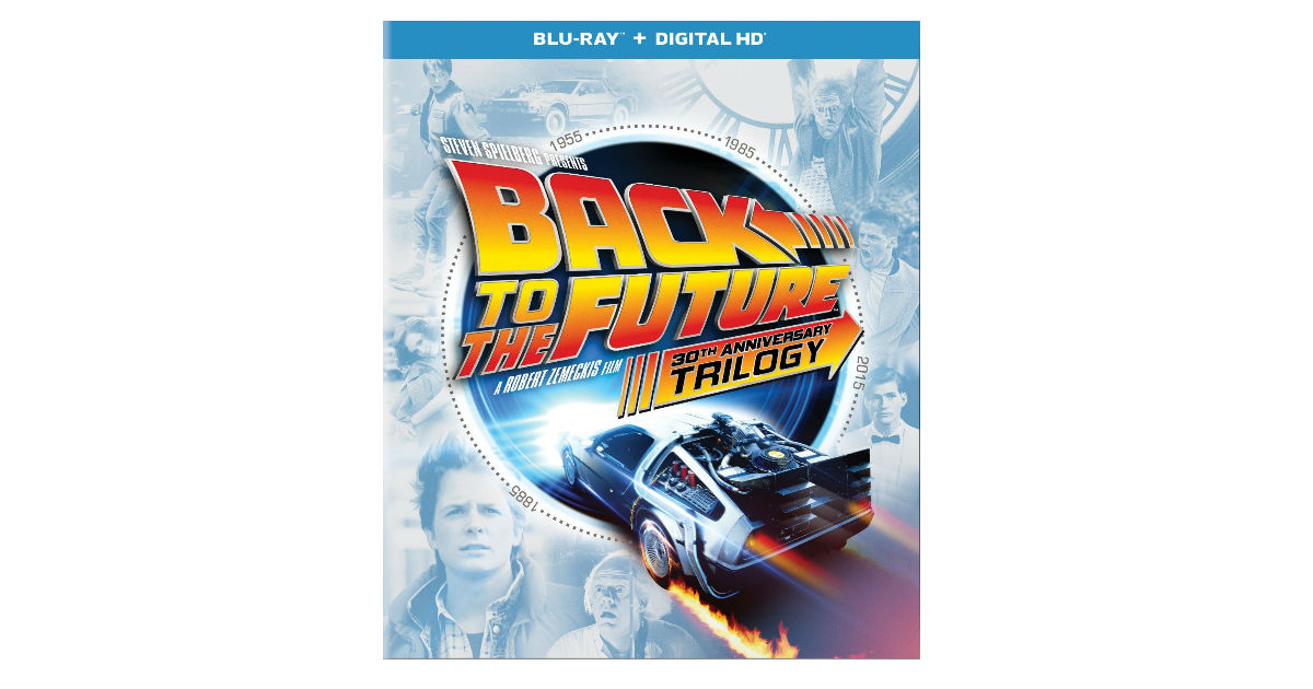 Back to the Future on Amazon