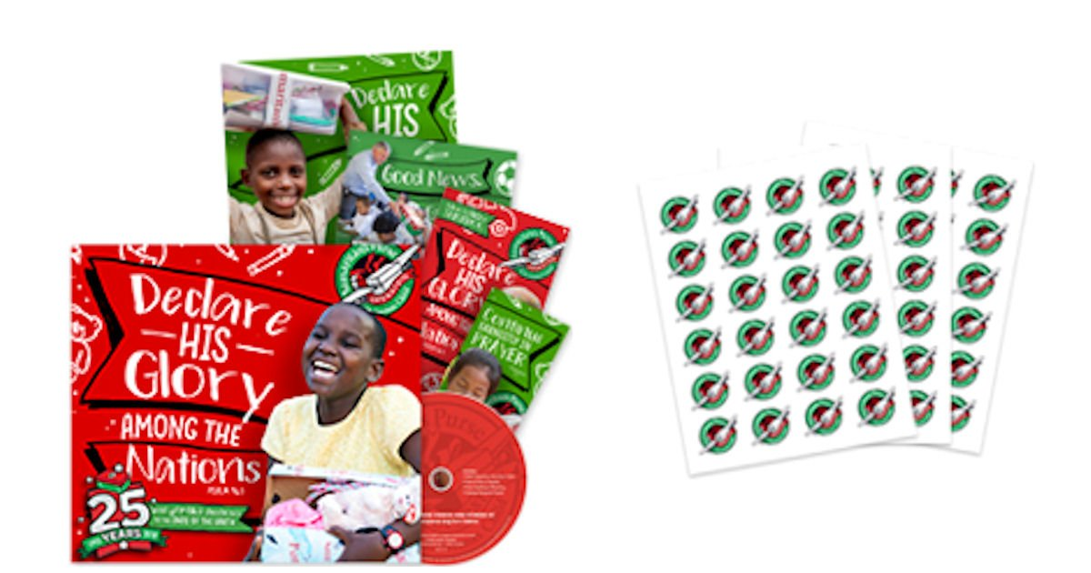 FREE Operation Christmas Child...