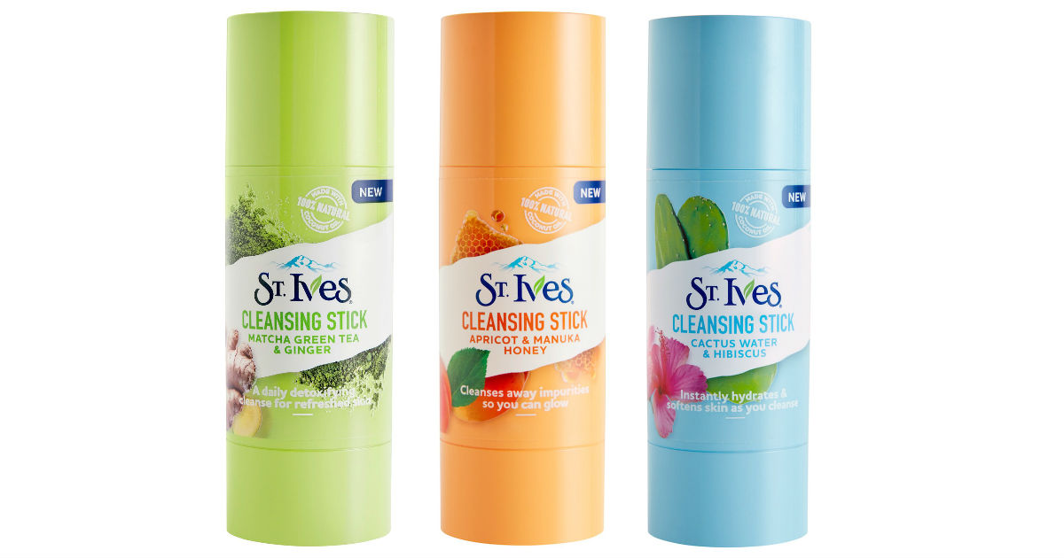 graphic relating to St.ives Printable Coupons called St. Ives Cleaning Adhere Just $2.49 at Emphasis (Reg. $7.99