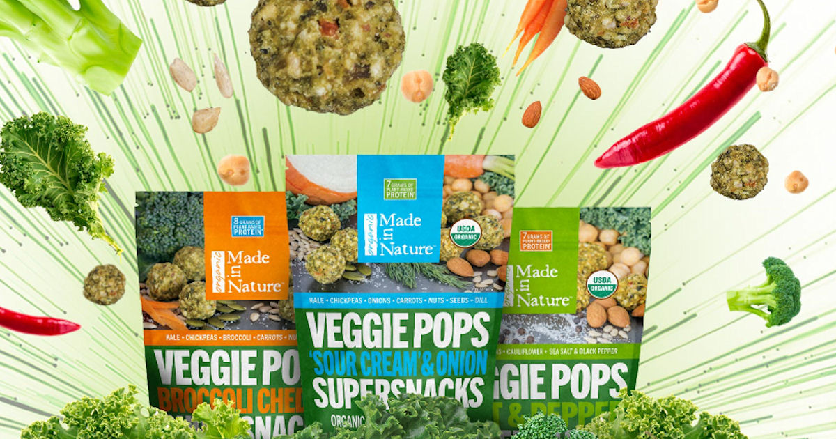 Made In Nature Veggie Pops