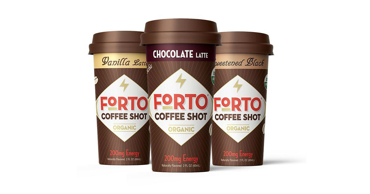 FREE Forto Coffee Shot at Walm...