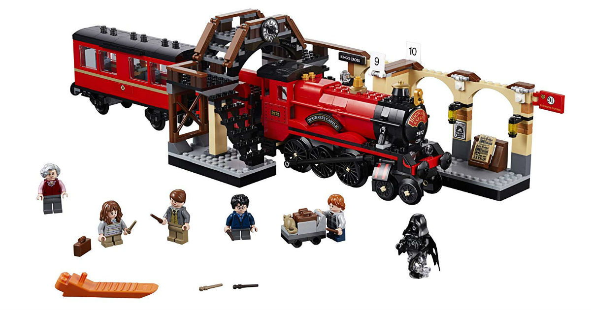 Lowest Price: LEGO Harry Potter Hogwarts Express $64 (Reg. $80)