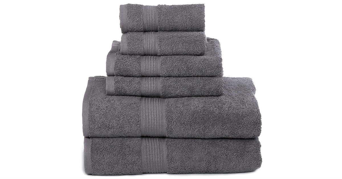Today Only: Cotton Towels ONLY $3.87 Each on Amazon