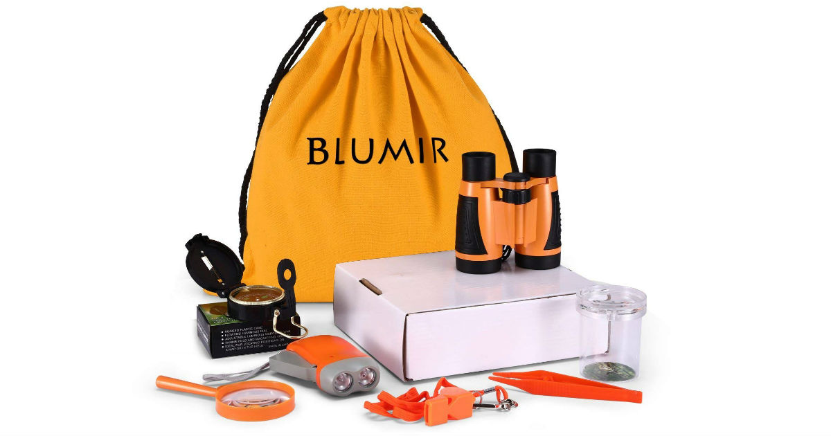 Limited Time: Blumir Outdoor Adventure Kit ONLY $9.99 (Reg. $24)