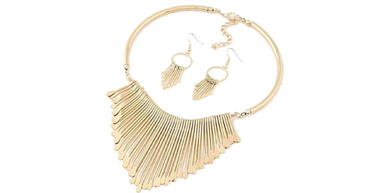 MChoice Necklace and Earrings Set ONLY $4.99 Shipped on Amazon